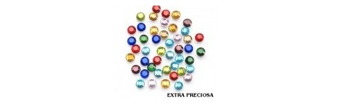 STRASS HOT FIX PRECIOSA 8 facettes