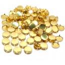 CLOU PLAT GOLD 6.5 mm