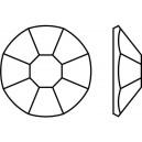 6.5 mm OLIVINE MC (SS 30) 8 facettes