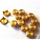 CLOU  6.5 mm CIBLE GOLD