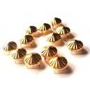 CLOU  6.5 mm  CONE GOLD