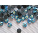 5 mm AQUAMARINE DMC (SS 20)