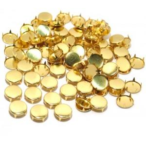 CLOUS GRIFFES 14mm GOLDL-30p